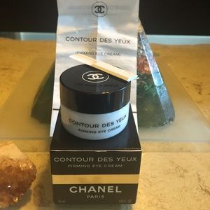 Chanel Contour Des Yeux Firming Eye Cream